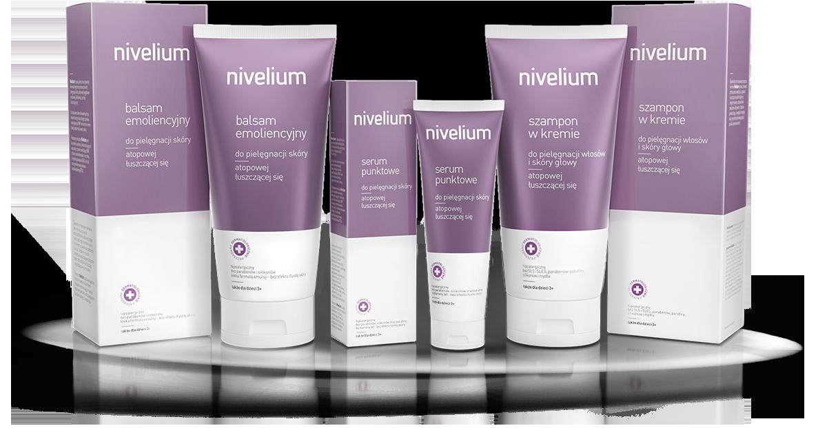 Nivelium grupa produktów